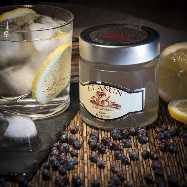 Gelée de Gin Tonic